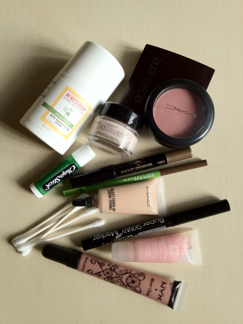 WHAT'S IN YOUR MAKEUP BAG: Sasha Stubblefield