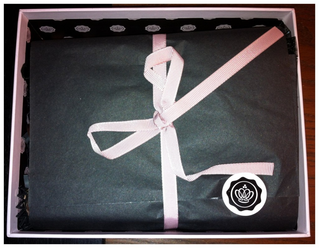 THE BIG REVEAL: My First GlossyBox!
