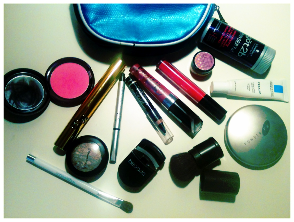 WHAT'S IN YOUR MAKEUP BAG: Emily Gravelle