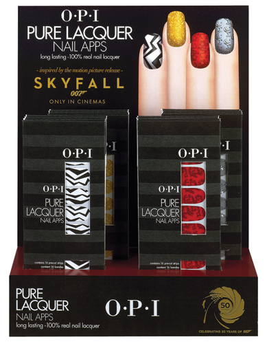Skyfall Nail Apps
