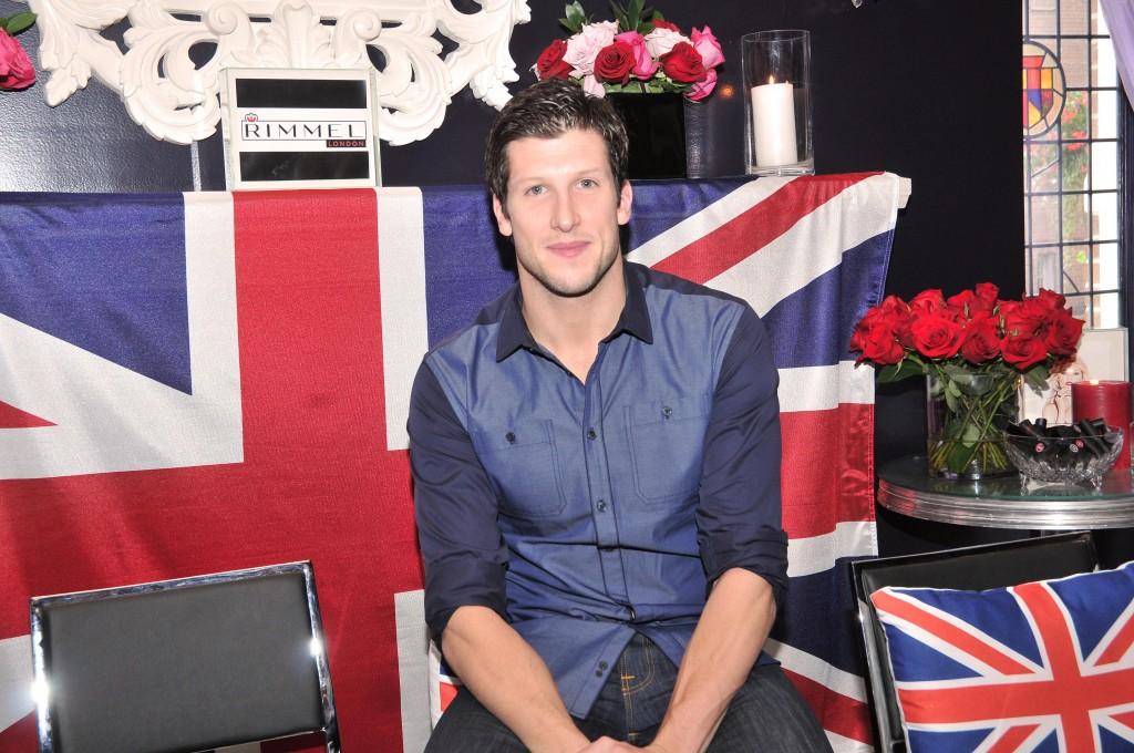 LIVING IT UP: Rimmel + Bachelor Canada