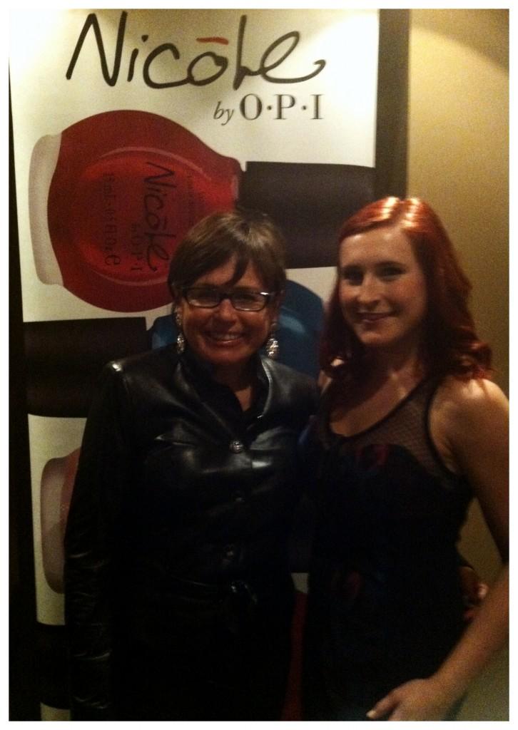 Suzi Weiss-Fischmann + Me!