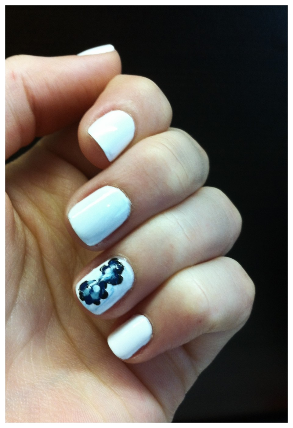 Polished Off: Emma Watson x Erdem Nails - Liner and Glitter and ...