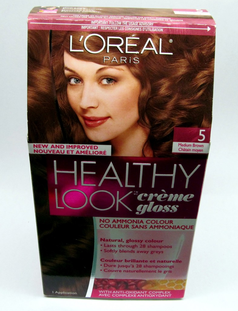 L'Oreal Healthy Look Creme Colour Gloss Haircolour