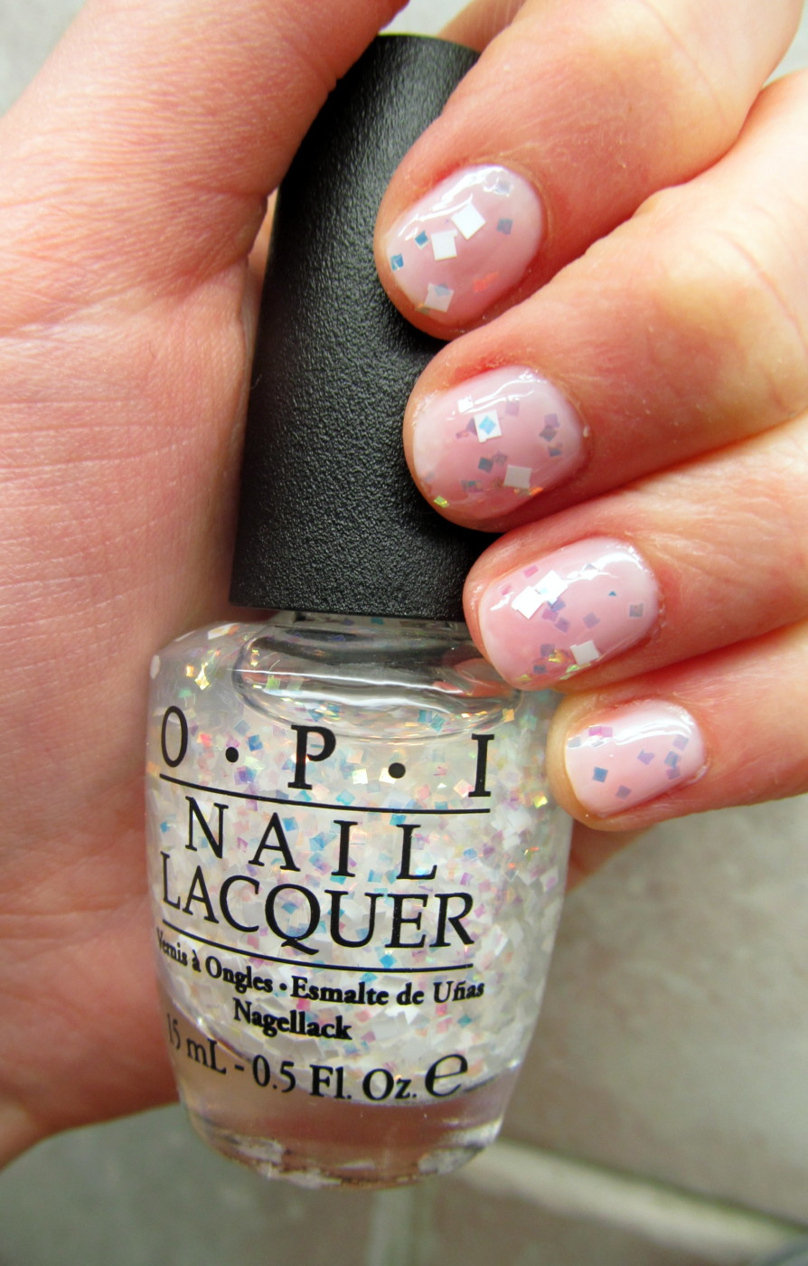OPI Disney\'s Oz the Great and Powerful Swatches - Liner and Glitter ...