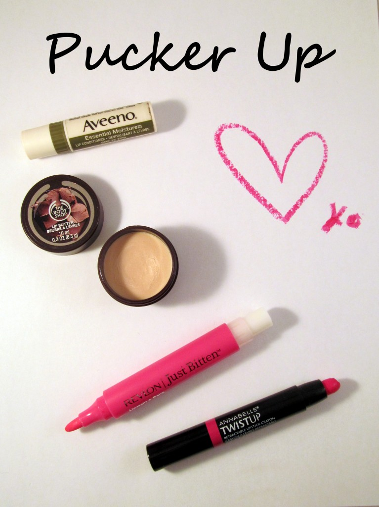 Kissable Lips for Valentine's Day