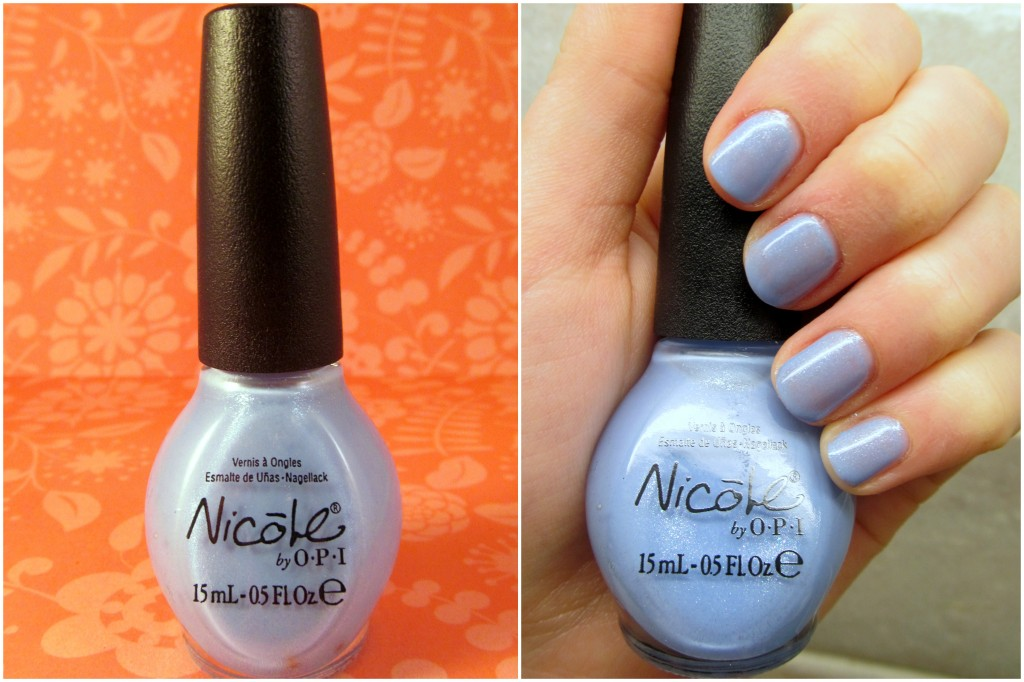 Nicole by OPI Stand By Your Manny