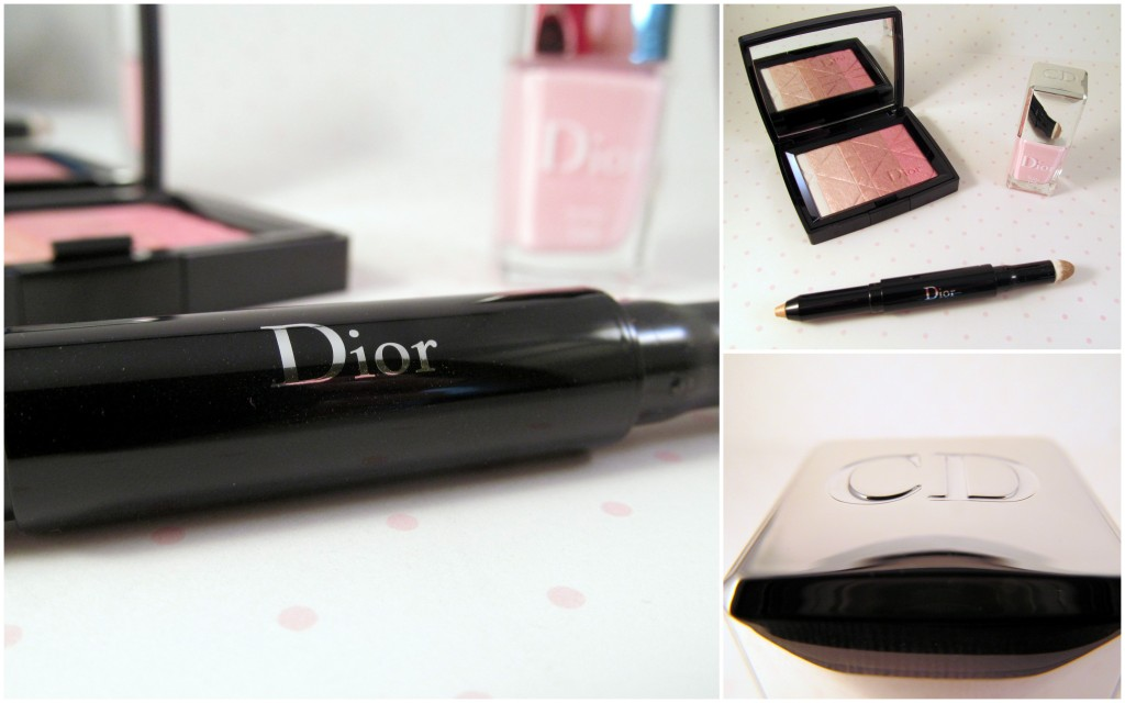 Dior Pink Champagne Collection