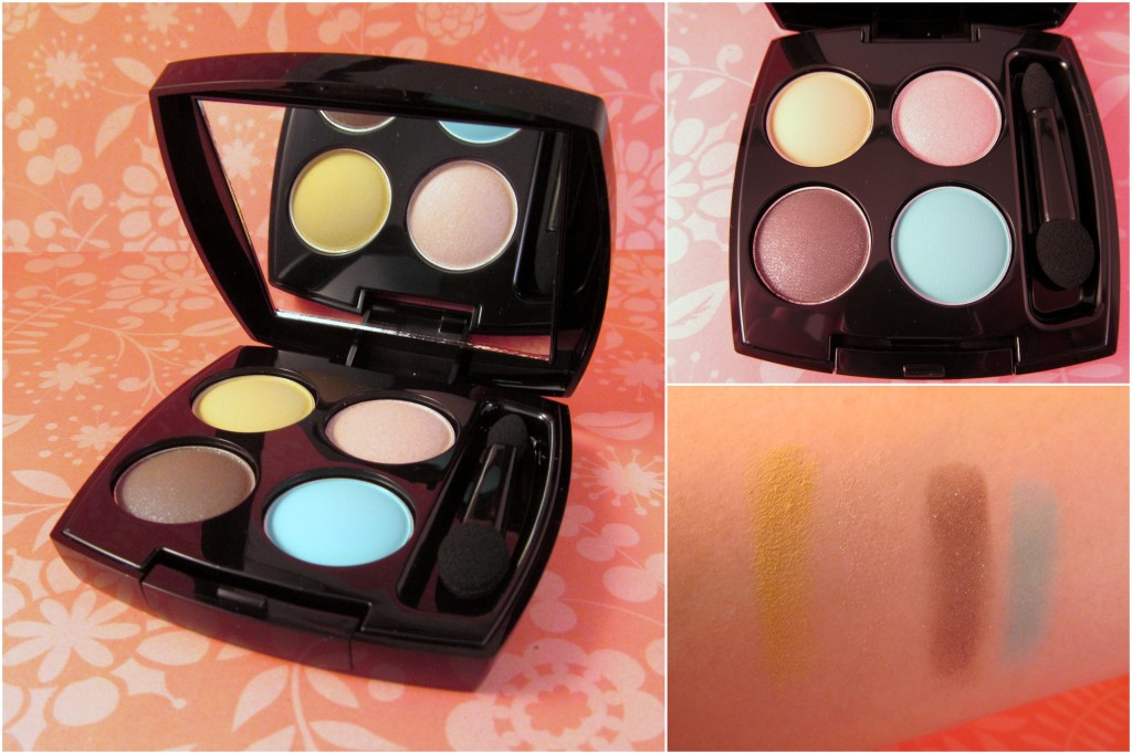 Avon True Color Eyeshadow Quad in Awakening