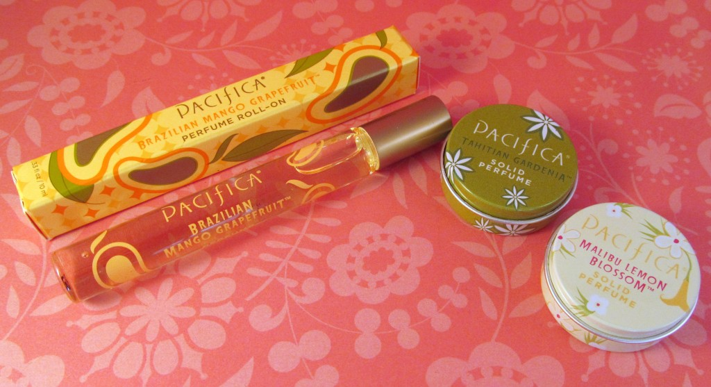 Pacifica Fragrances