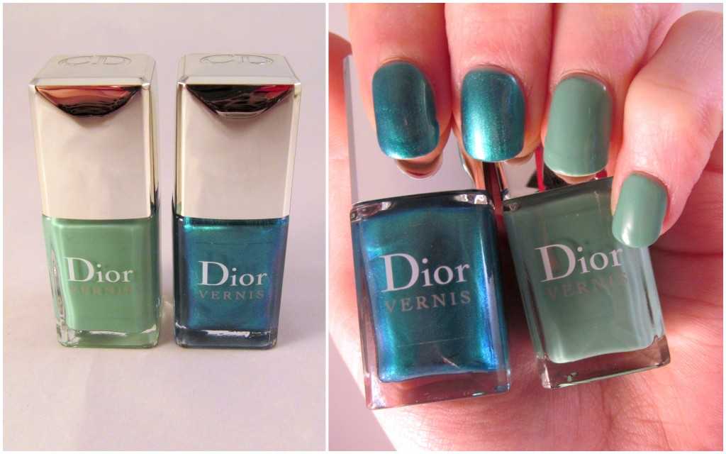 Dior Vernis Duo in Samba