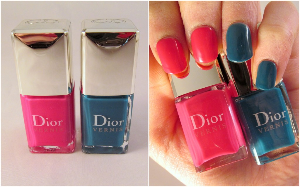 Dior Vernis Duo in Bahia