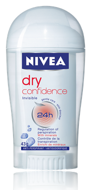 Nivea Dry Confidence Anti-Perspirant Stick