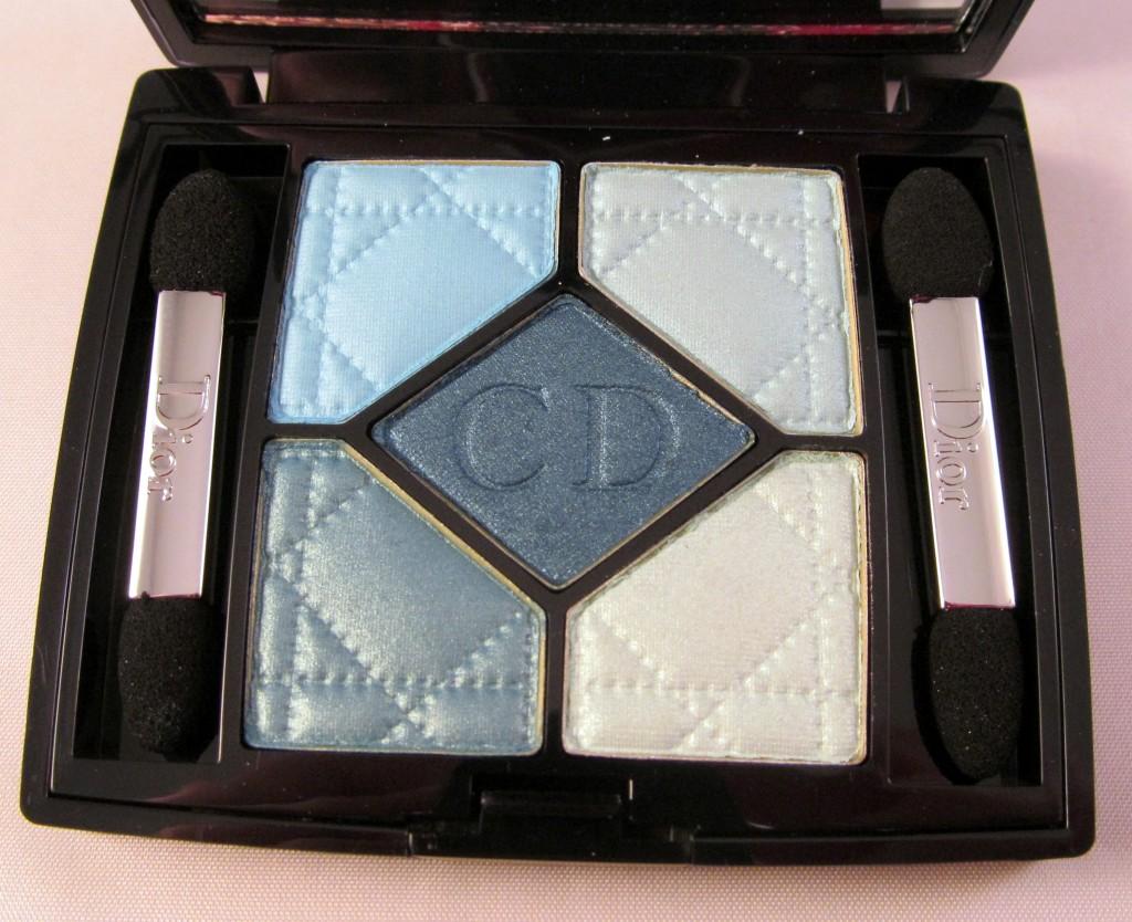 Dior 5 Coleurs Paradise Palette in Blue Lagoon
