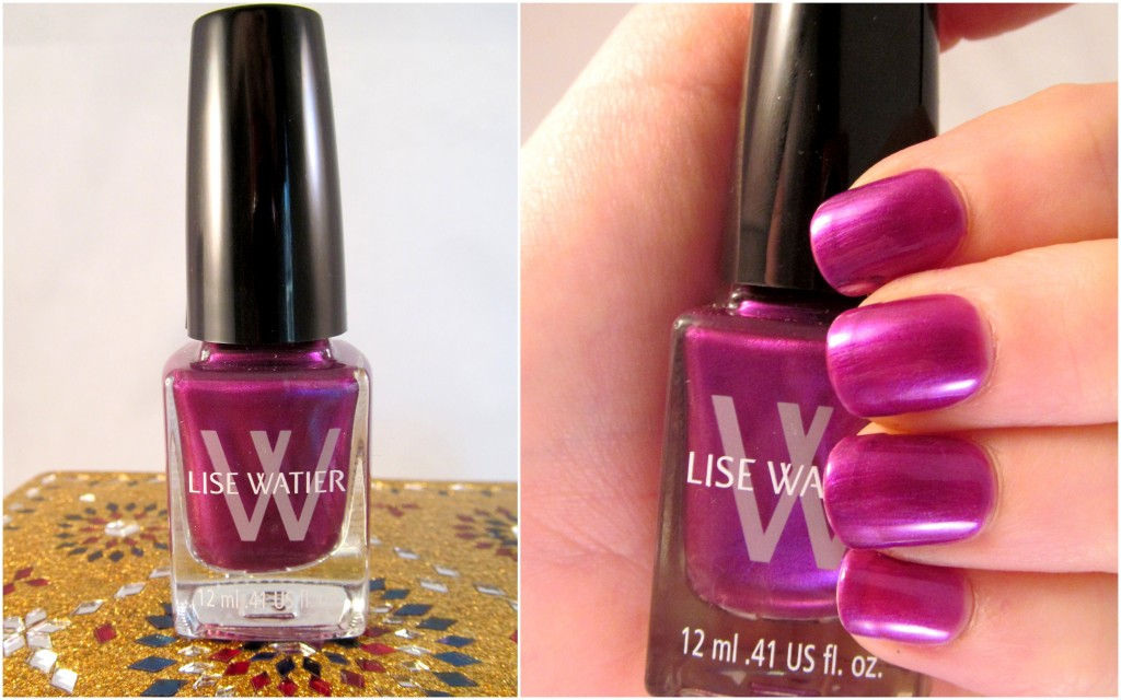 Lise Watier Nail Lacquer in Sundara