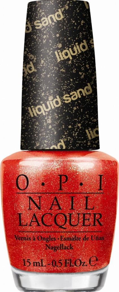 OPI Bond Girls Liquid Sand Jinx