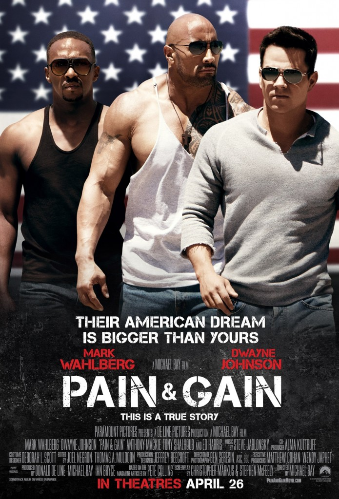 Giveaway: Pain and Gain Advance Screening Passes