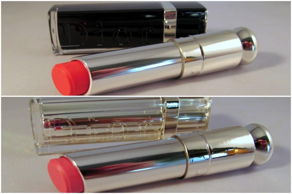 Dior Addict Extreme Lipstick in Delice Extreme & Dior Addict Lipstick in Princess