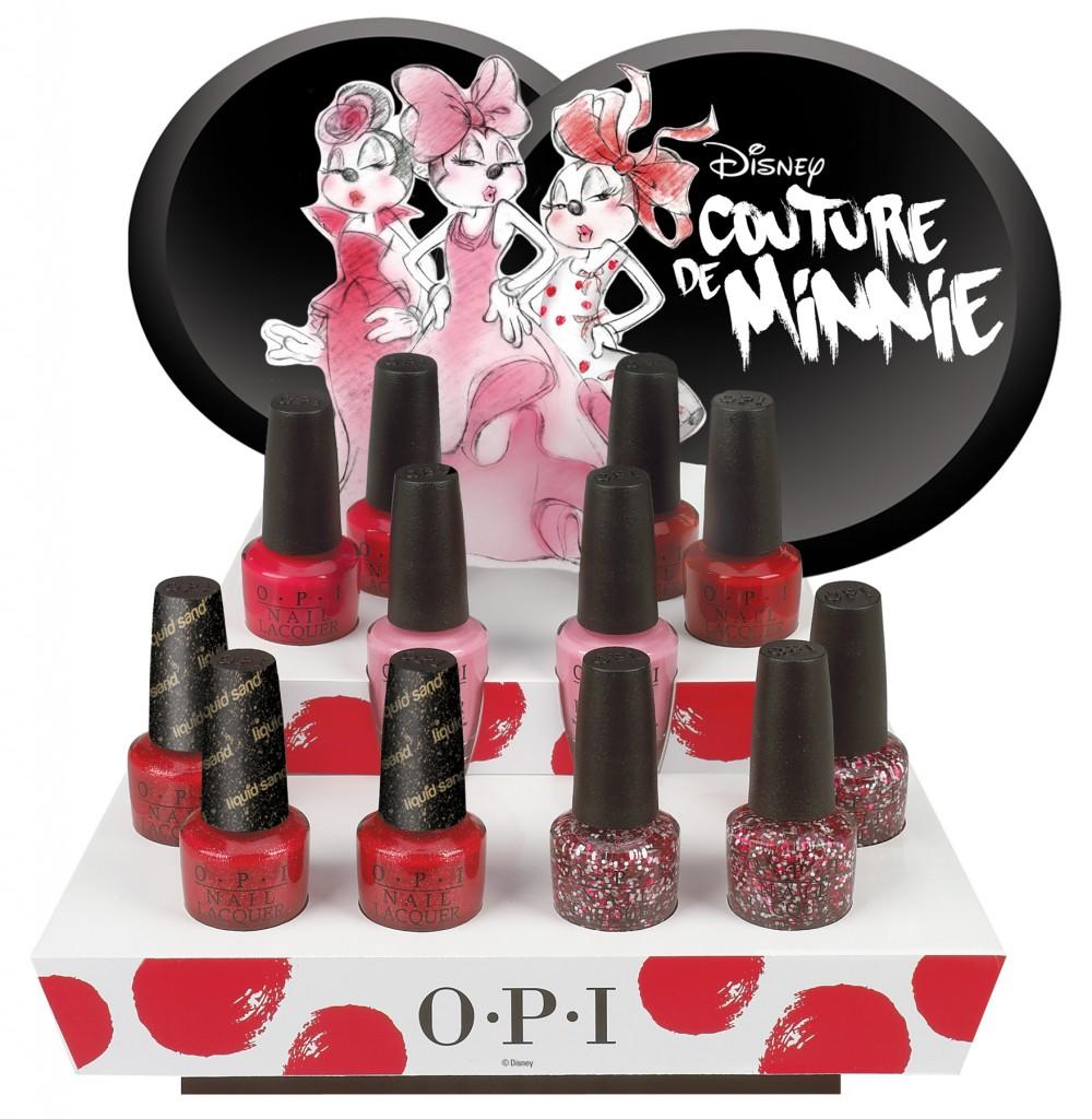 OPI Couture de Minnie