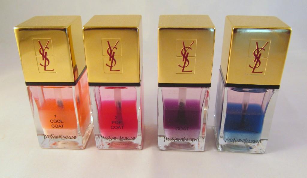 YSL Tie & Dye Top Coats