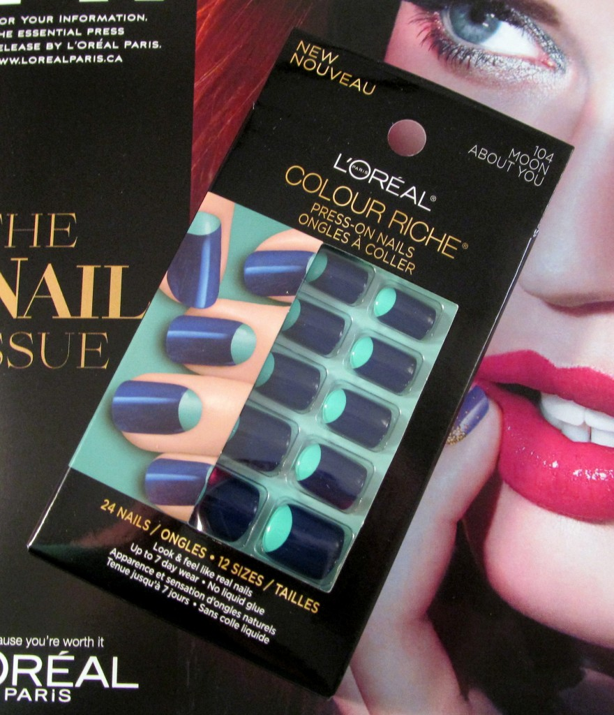 Colour Riche Nail Press-On Couture