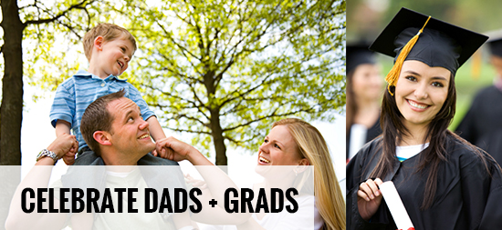 Celebrate Dads + Grads with WaySpa + Giveaway + Coupon Code!