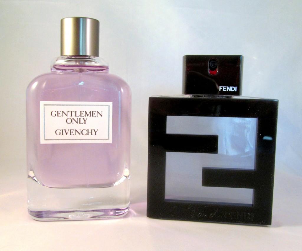 Gentlemen Only, Fan di Fendi Pour Homme Acqua