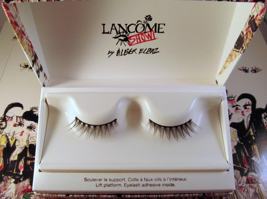 Lancome x Alber Elbaz False Eye Lashes