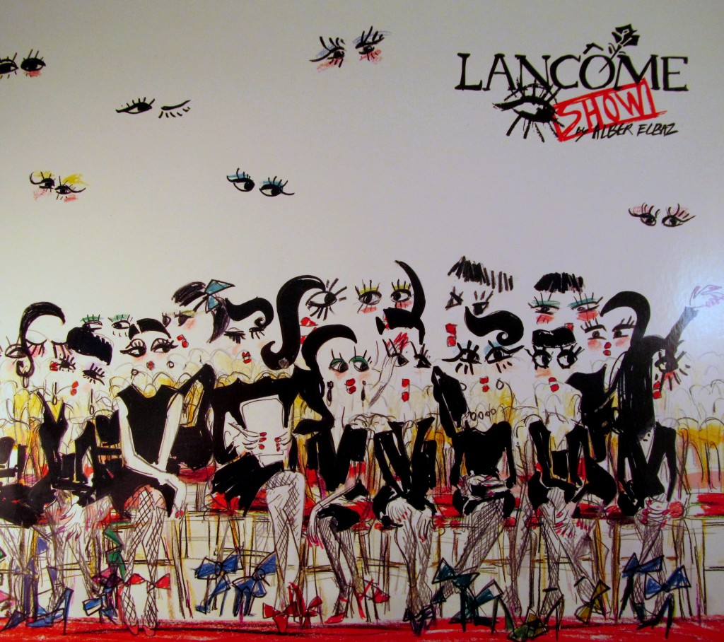 Lancome Show by Alber Elbaz