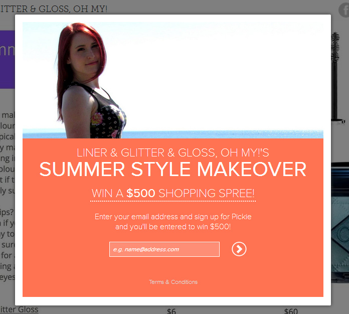 Pickie Summer Style Makeover