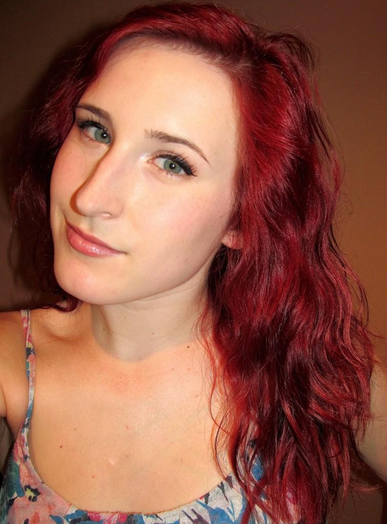 beachy mermaid hair