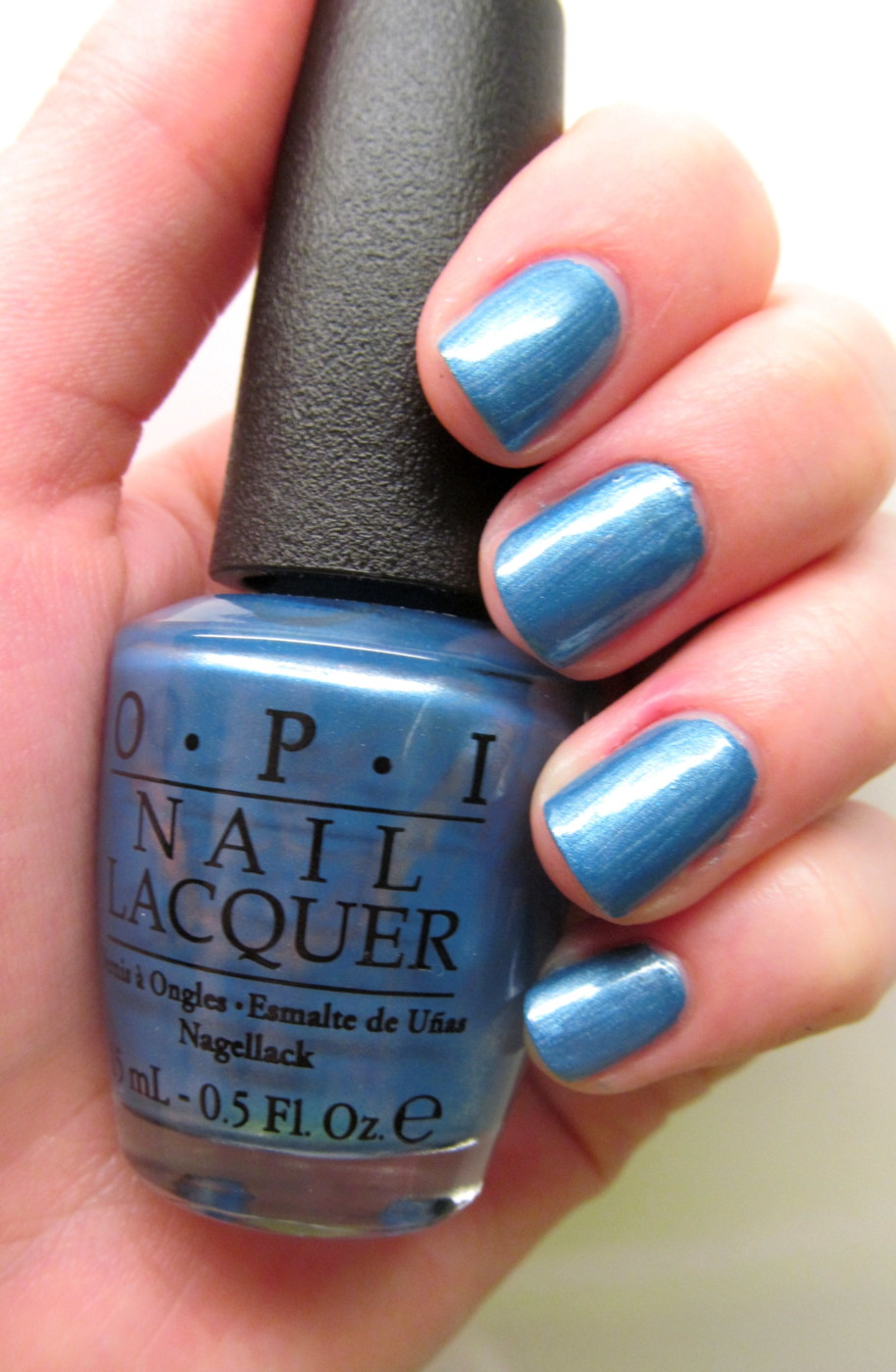Opi San Francisco Collection Swatches