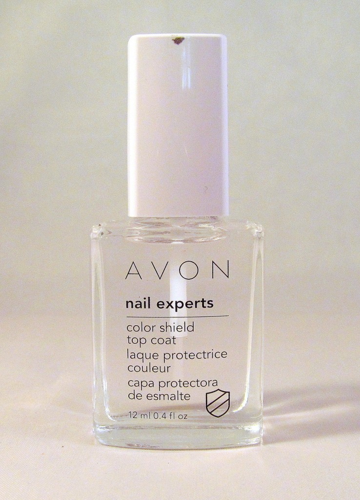 Avon Nail Experts Color Shield Top Coat