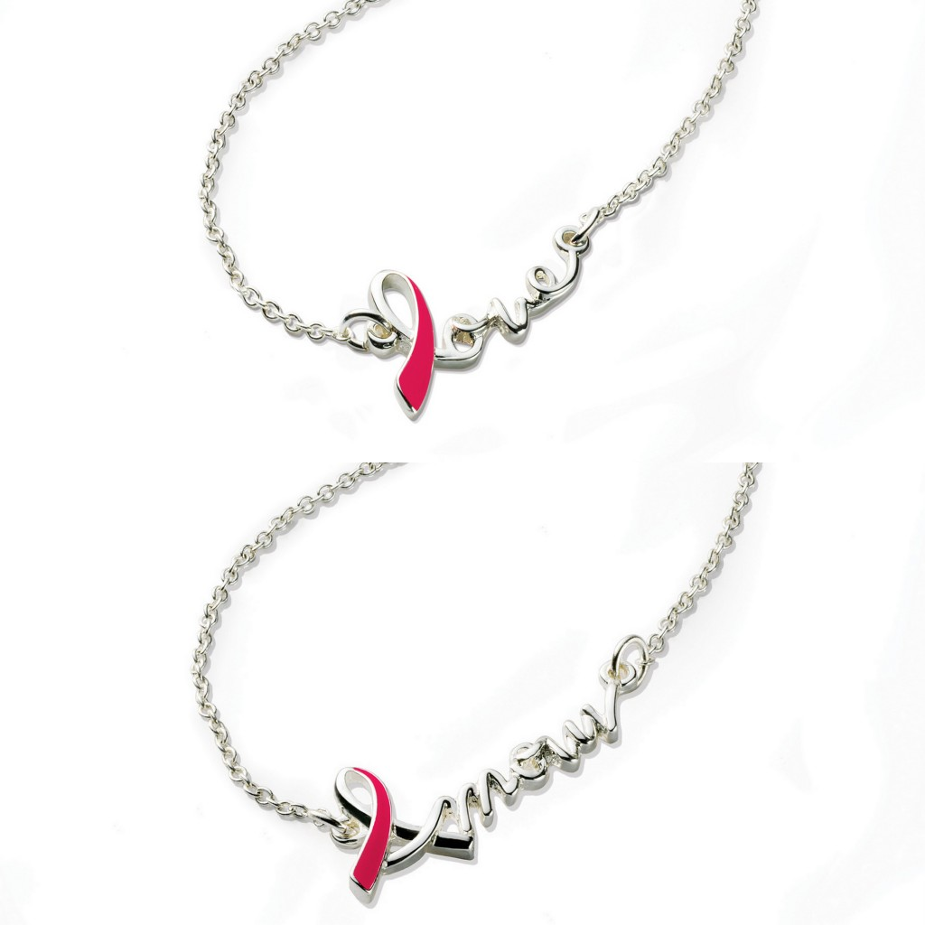 Avon Breast Cancer Awareness Necklace