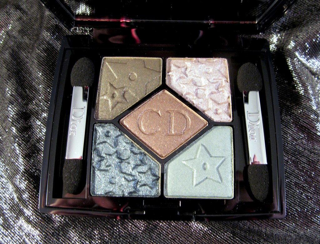 Dior 5-Couleurs Star Edition in Bonne Etoile
