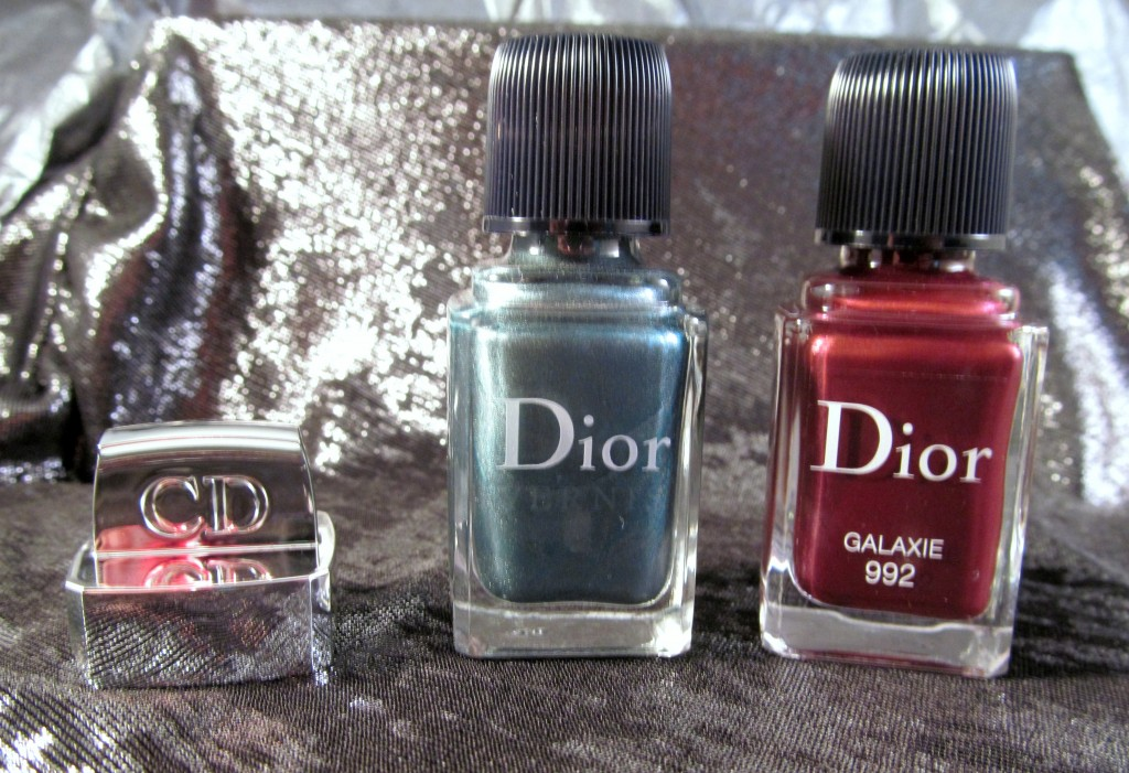 Dior Vernis in Mystic Magnetic and Galaxie