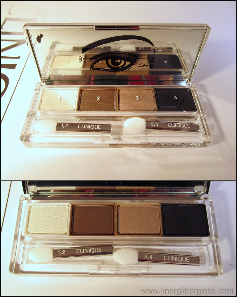 Clinique All About Shadow Quad in Jenna's Essentials