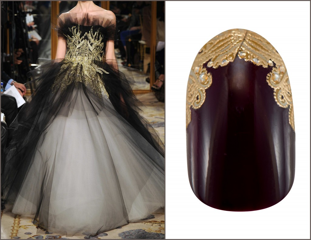 Revlon by Marchesa Nail Appliques in Crown Jewels