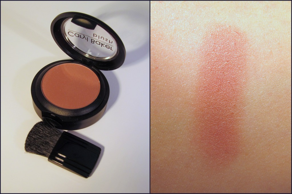 Caryl Baker Visage Notorious Beauty Blush
