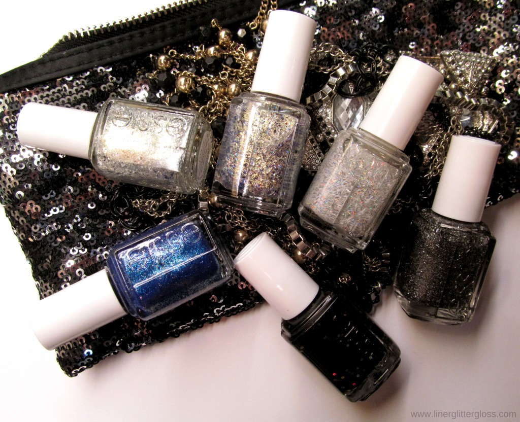 Essie Encrusted Treasures Holiday 2013 Collection