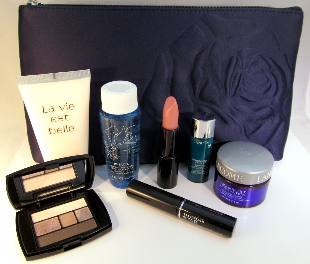 Lancome Fall Gift With Purchase Hudson's Bay