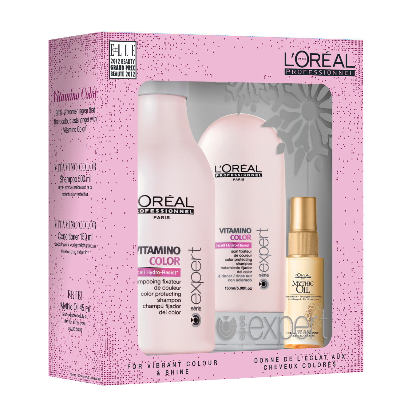 Gift Idea: L'Oreal Professionnel Holiday Box + Giveaway!
