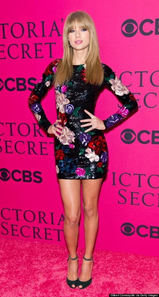 2013 Victoria's Secret Fashion Show - Pink Carpet Arrivals