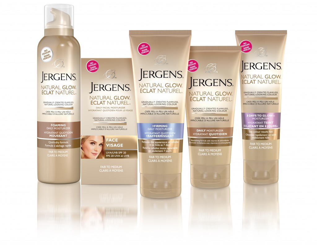 Jergens Natural Glow, Jergens, Jergens Fair to Medium, Jergens Natural Glow Fair to Medium
