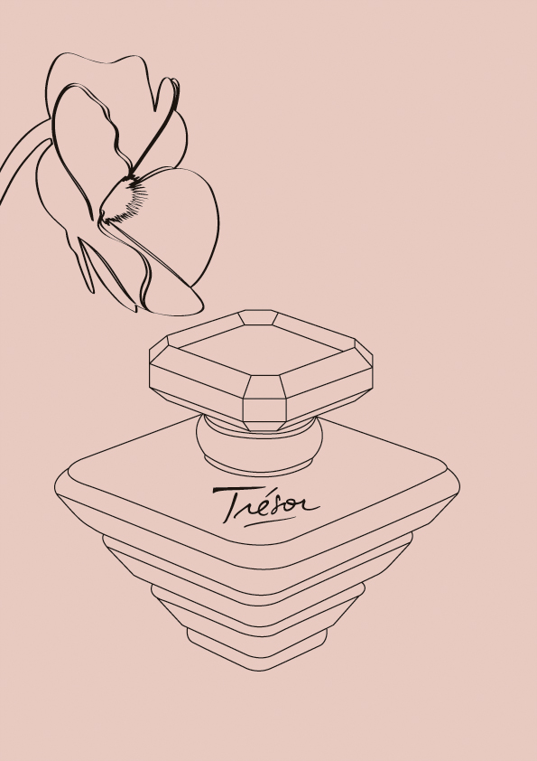 Lancome, Lancome Tresor, Lancome Tresor Eau de Parfum, Lancome Perfume, Tresor, Tresor Lumineuse, Lancome Tresor Lumineuse, Lancome fragrance