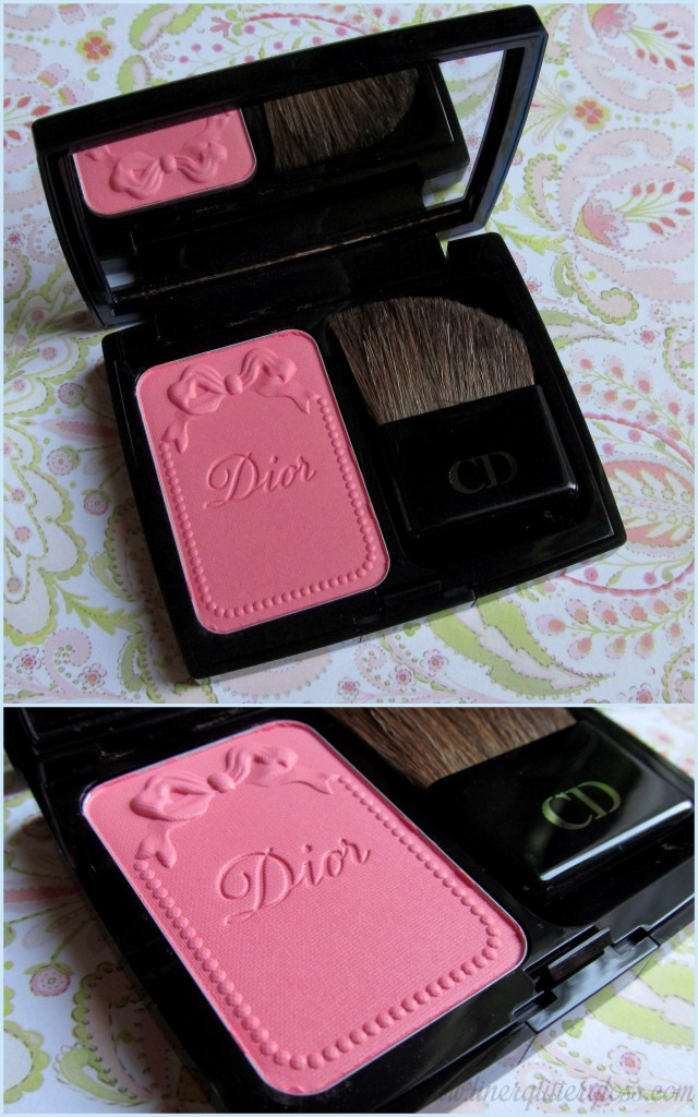 Diorblush, Dior trianon, Diorblush Trianon, Dior spring 2014, dior blush spring