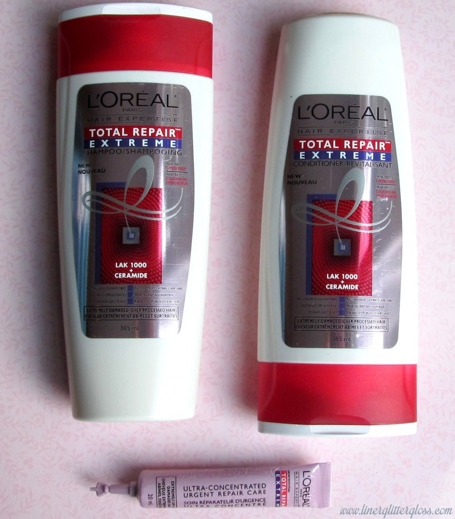 l'oreal paris total repair extreme, total repair extreme shampoo, l'oreal paris hair, l'oreal paris total repair,  l'oreal paris urgent repair care