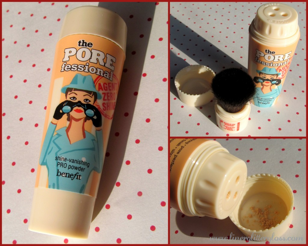 Benefit The Porefessional Agent Zero Shine, benefit porefessional, benefit powder, agent zero shine, benefit porefessional, benefit agent zero shine review