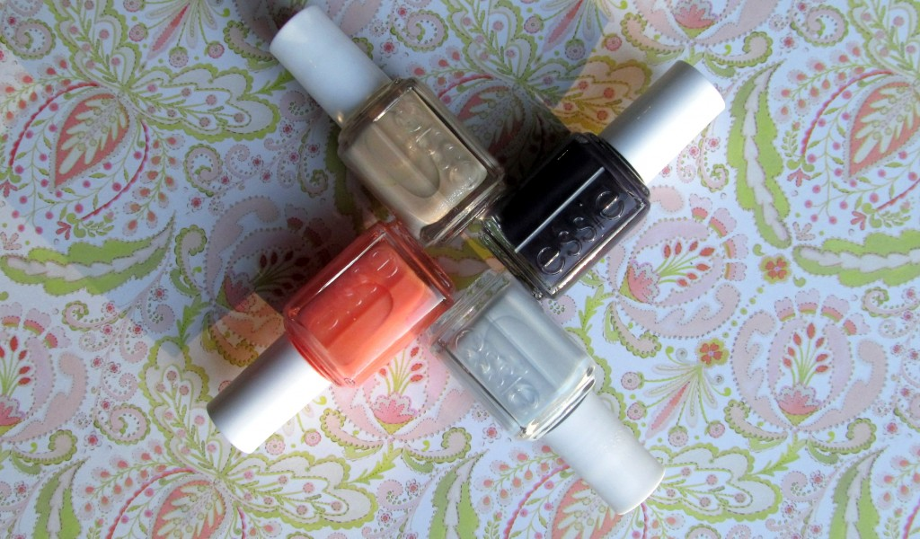 Essie Resort 2014 Collection: Resort Fling Swatches & Pics