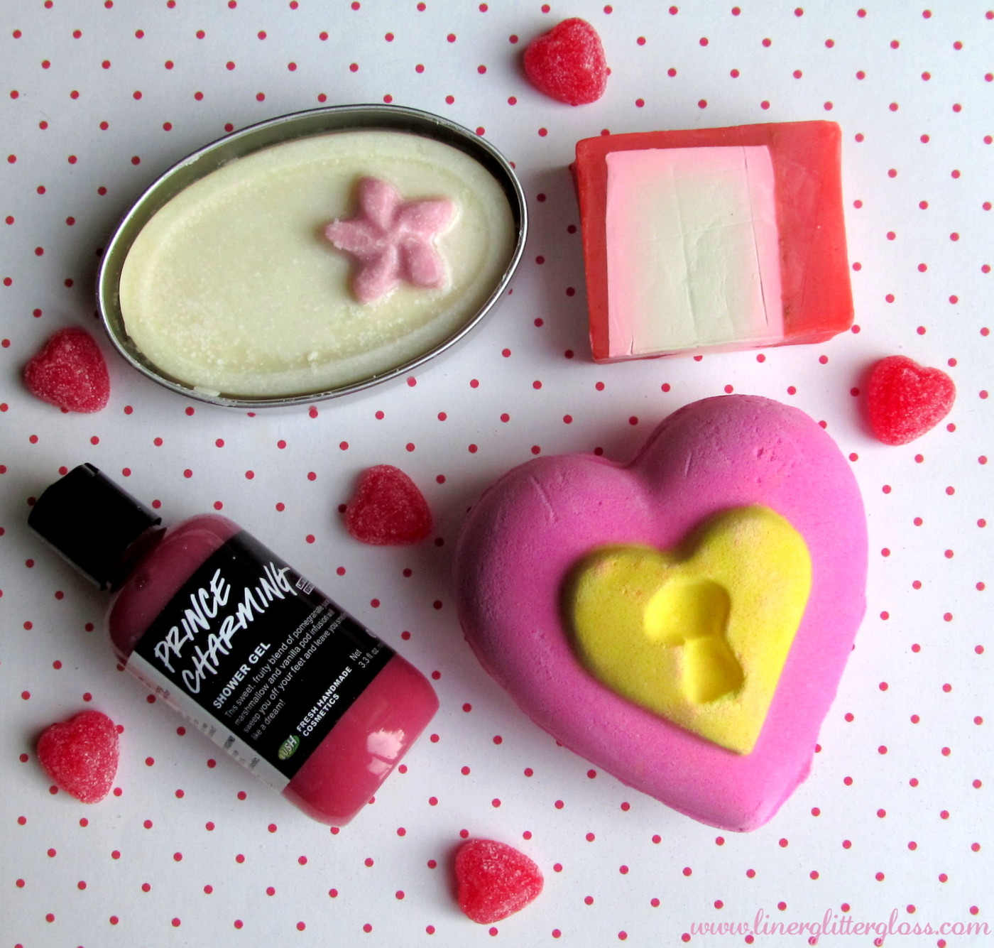 Spotlight: Lush Valentine's Day Treats